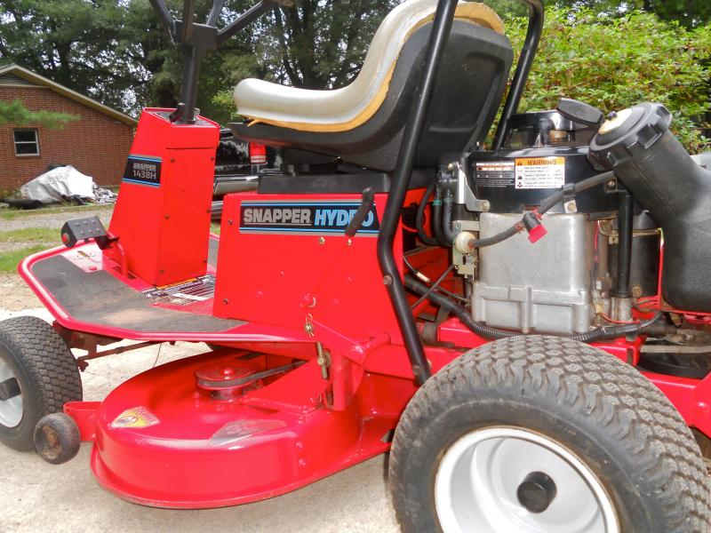 Snapper Mower Transmission : Gordonshop riding mowers